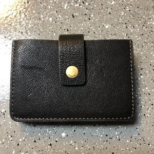 Fossil Card and Change Wallet